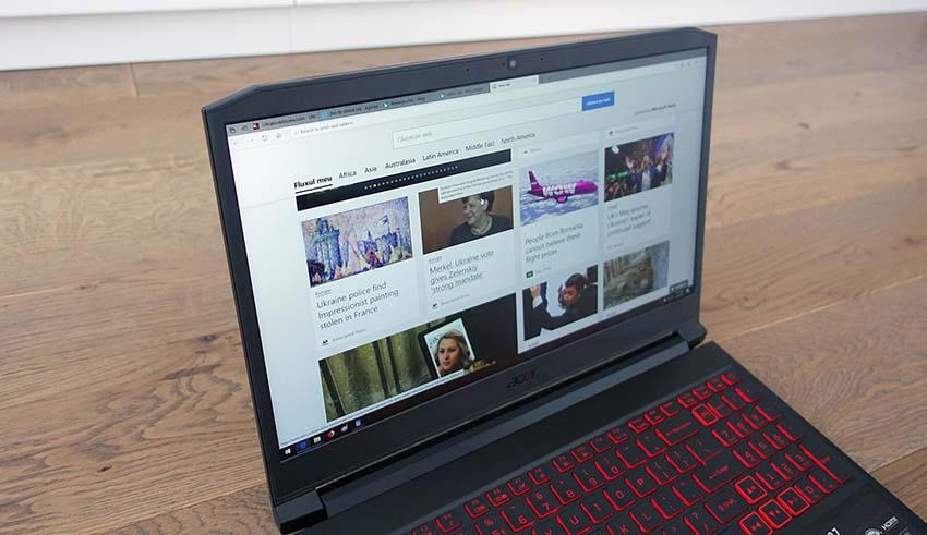 لپ تاپ گیمینگ ایسر مدل an715